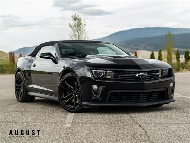 2014 Chevrolet Camaro (CC-1467751) for sale in Kelowna, British Columbia