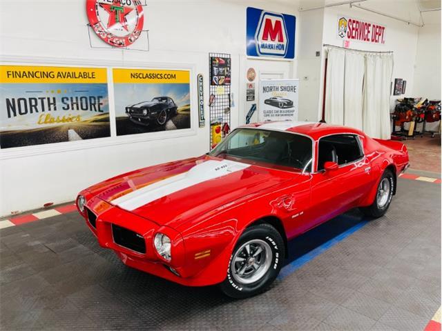 1973 Pontiac Firebird (CC-1467779) for sale in Mundelein, Illinois