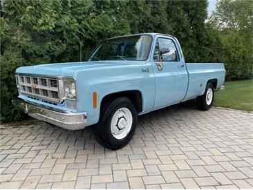 1978 GMC Sierra