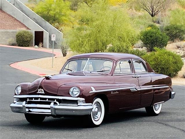 1951 Lincoln 4-Dr Sedan (CC-1467795) for sale in Phoenix, Arizona