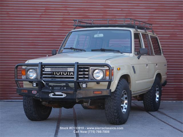 1986 Toyota Land Cruiser FJ (CC-1467799) for sale in Reno, Nevada