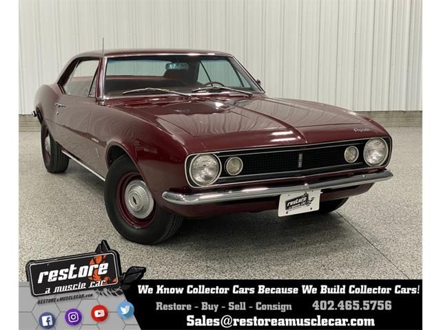 1967 Chevrolet Camaro (CC-1467800) for sale in Lincoln, Nebraska