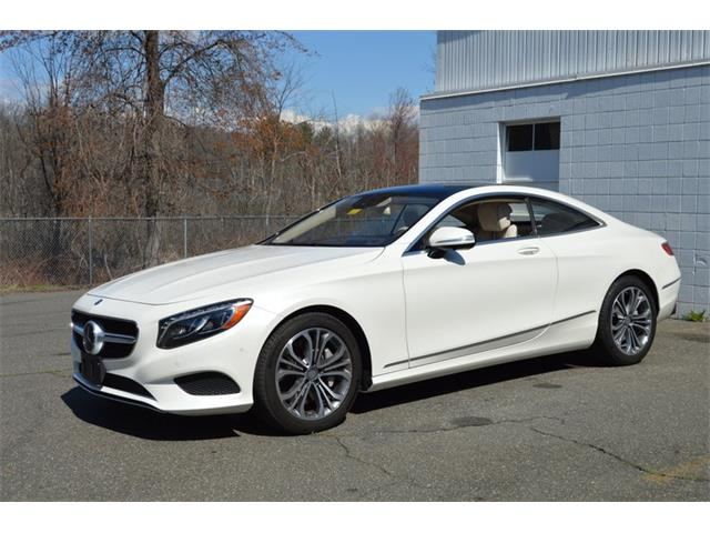 2015 Mercedes-Benz S550 (CC-1467805) for sale in Springfield, Massachusetts