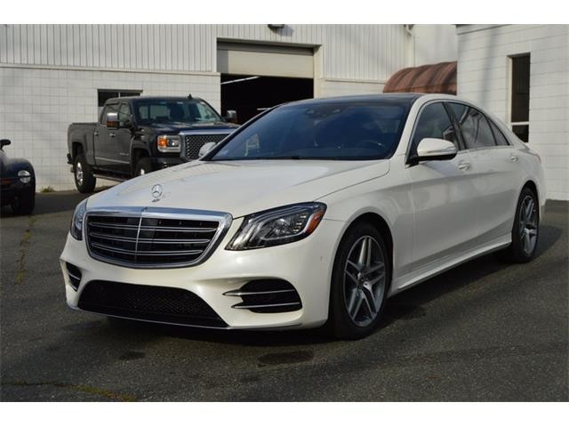 2020 Mercedes-Benz S560 (CC-1467807) for sale in Springfield, Massachusetts