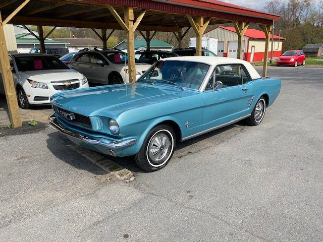 1966 Ford Mustang (CC-1467814) for sale in Carlisle, Pennsylvania