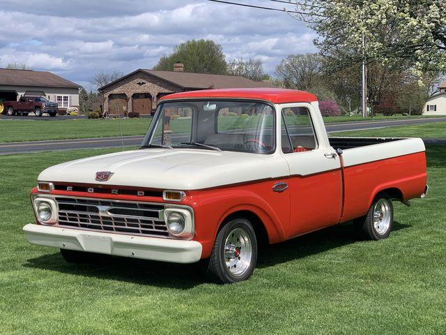 1966 Ford F100 (CC-1467815) for sale in Carlisle, Pennsylvania