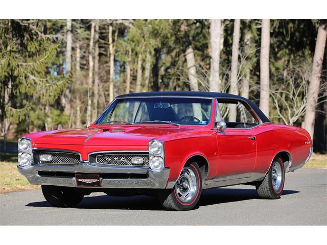 1967 Pontiac GTO (CC-1467816) for sale in Carlisle, Pennsylvania