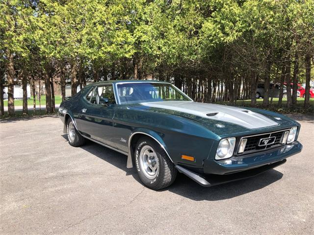 1973 Ford Mustang (CC-1467819) for sale in Carlisle, Pennsylvania