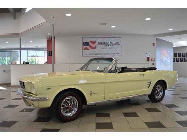 1966 Ford Mustang (CC-1467820) for sale in San Jose, California