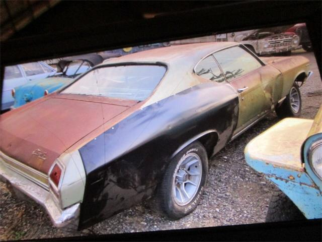 1969 Chevrolet Chevelle (CC-1467836) for sale in Jackson, Michigan