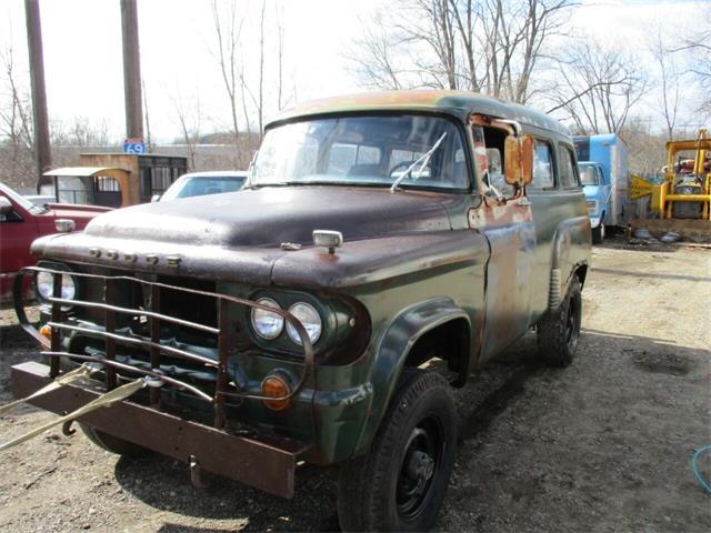 1963 Dodge Truck (CC-1467840) for sale in Jackson, Michigan