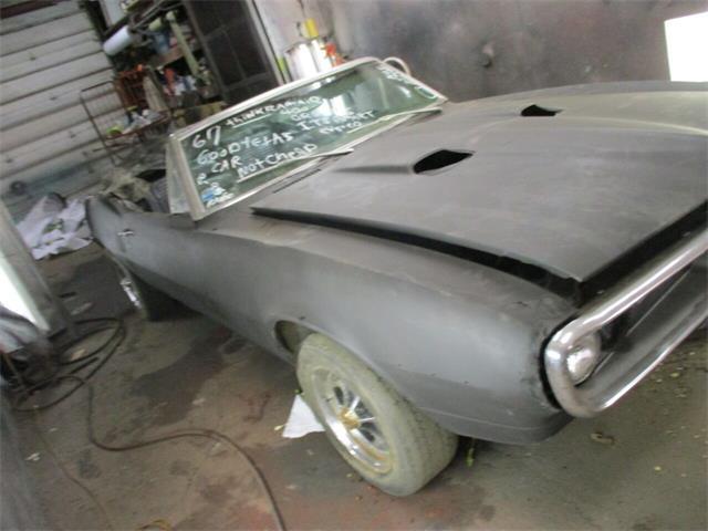 1967 Pontiac Firebird (CC-1467841) for sale in Jackson, Michigan
