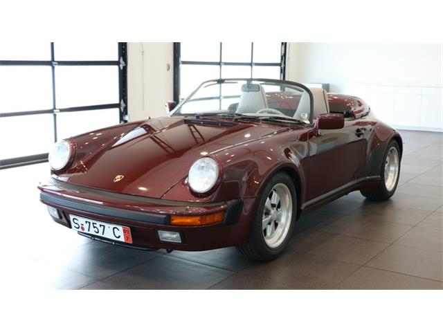 1989 Porsche 911 (CC-1467889) for sale in Las Vegas, Nevada