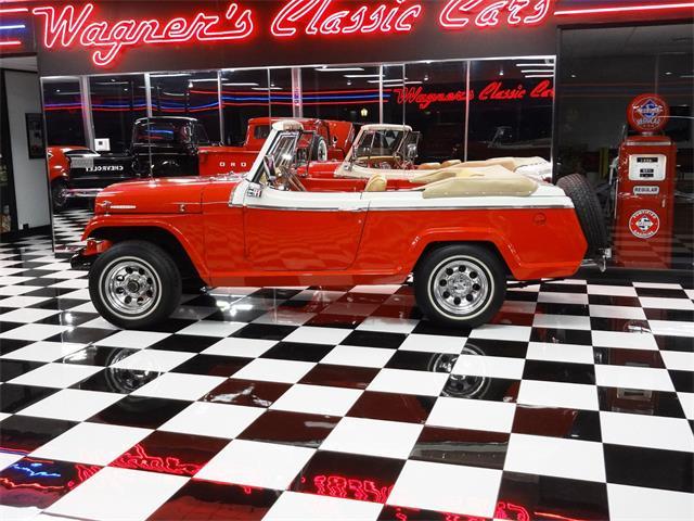 1968 Kaiser Jeepster (CC-1467892) for sale in Bonner Springs, Kansas