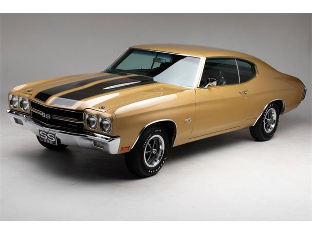 1970 Chevrolet Chevelle (CC-1460790) for sale in Greensboro, North Carolina