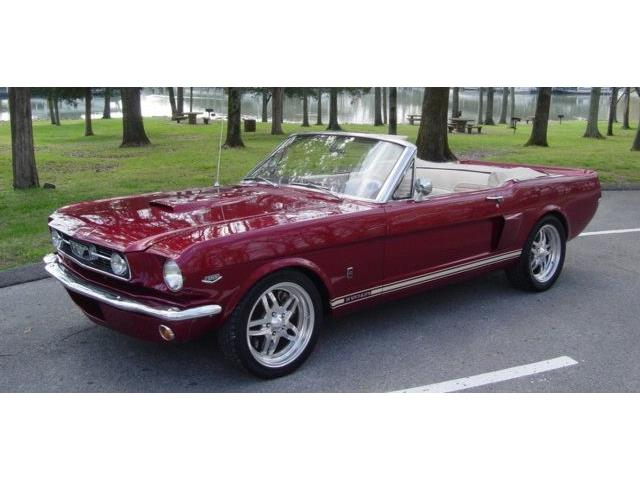 1966 Ford Mustang (CC-1467903) for sale in Hendersonville, Tennessee