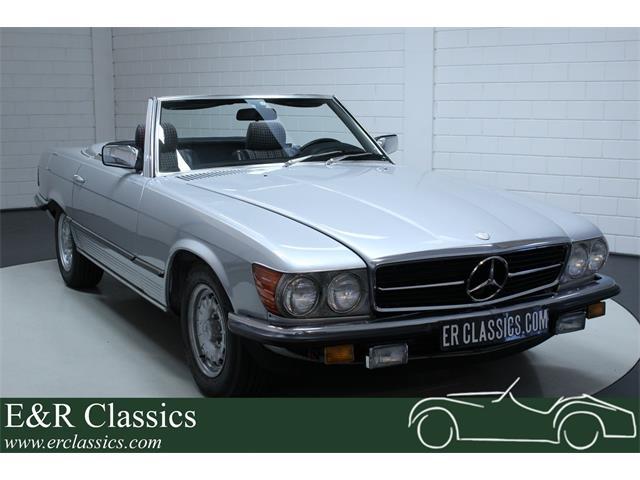 1984 Mercedes-Benz 280SL (CC-1467908) for sale in Waalwijk, Noord Brabant