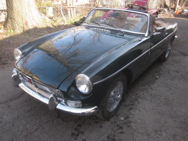 1976 MG MGB (CC-1467922) for sale in Stratford, Connecticut