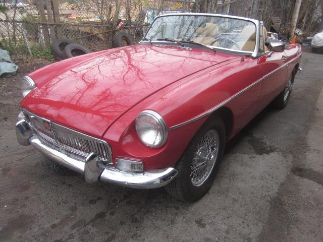 1978 MG MGB (CC-1467927) for sale in Stratford, Connecticut