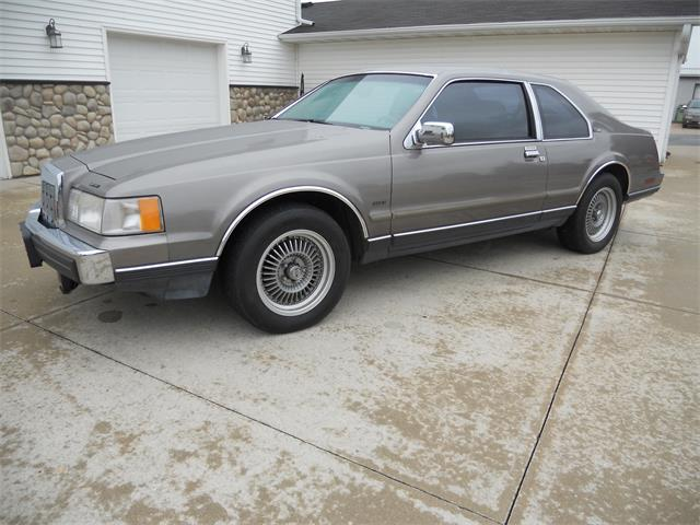 1989 Lincoln Mark VII (CC-1467929) for sale in Stoughton, Wisconsin