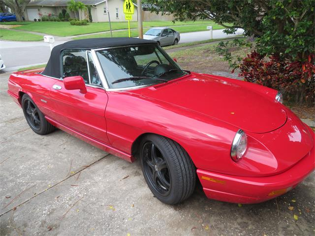1993 Alfa Romeo 2000 Spider Veloce (CC-1467930) for sale in Clearwater, Florida