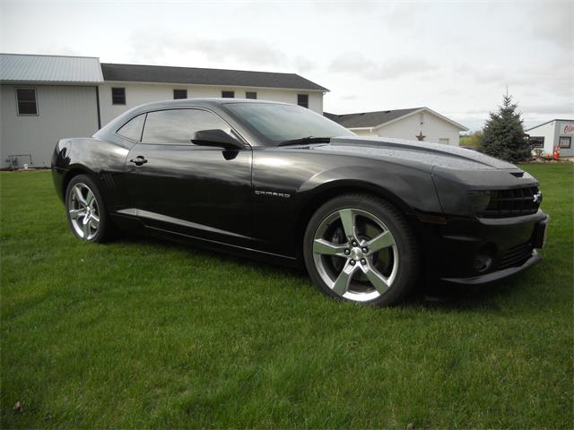 2011 Chevrolet Camaro SS (CC-1467931) for sale in Stoughton, Wisconsin
