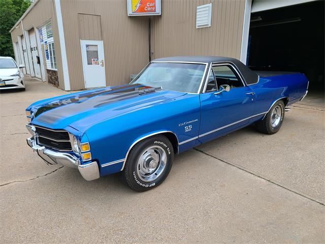1971 Chevrolet El Camino (CC-1467933) for sale in Avon lake, Ohio