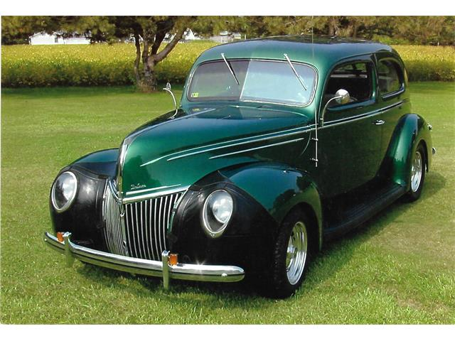 1939 Ford Deluxe (CC-1467934) for sale in Deerfield, Michigan