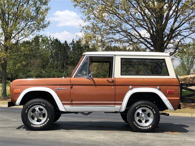 1973 Ford Bronco (CC-1467935) for sale in Alpharetta, Georgia