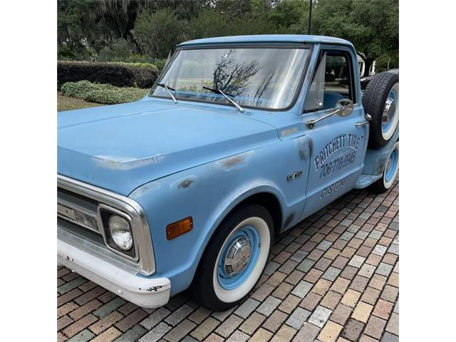 1969 Chevrolet C10 (CC-1467940) for sale in Ocala, Florida