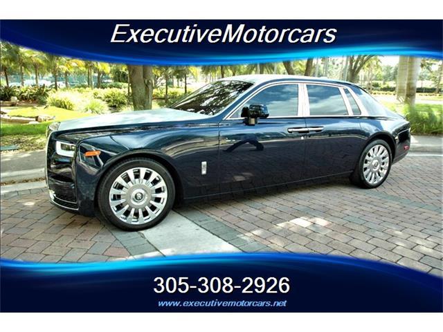 2018 Rolls-Royce Phantom (CC-1467944) for sale in Miami, Florida
