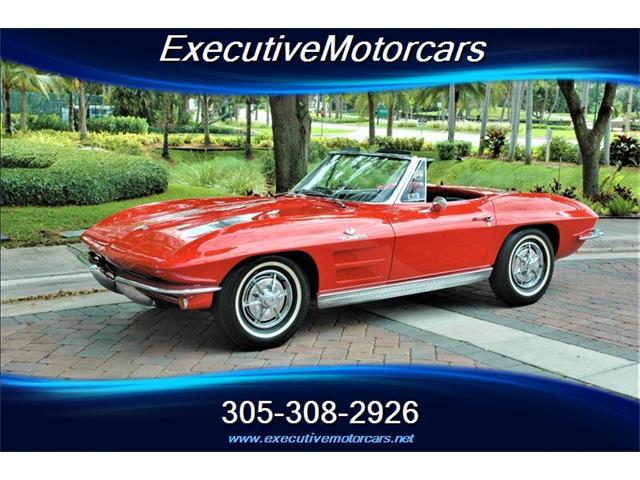 1963 Chevrolet Corvette (CC-1467945) for sale in Miami, Florida