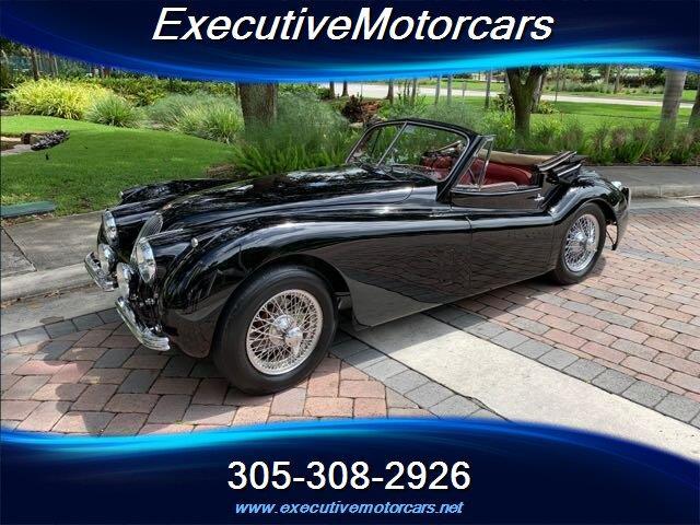 1953 Jaguar XK120 (CC-1467946) for sale in Miami, Florida