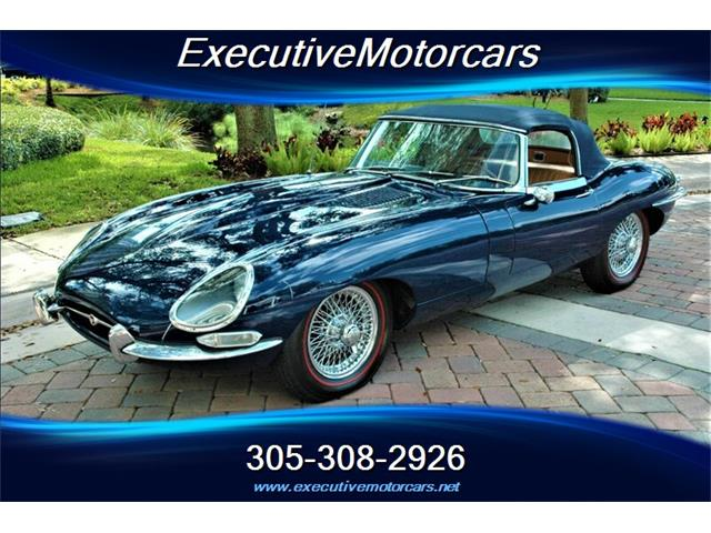 1966 Jaguar E-Type (CC-1467947) for sale in Miami, Florida