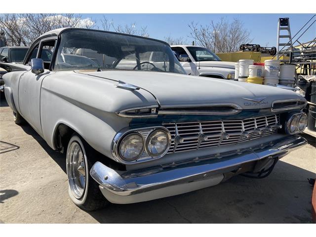 1959 Chevrolet Biscayne (CC-1467952) for sale in Salt Lake City, Utah