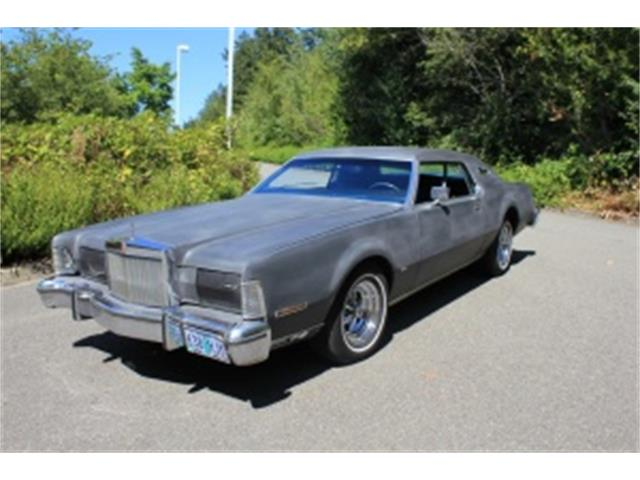 1974 Lincoln Continental (CC-1467954) for sale in Tacoma, Washington