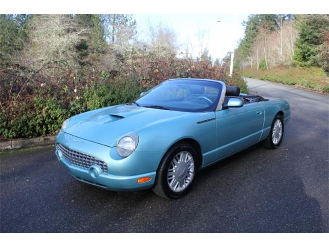 2002 Ford Thunderbird (CC-1467955) for sale in Tacoma, Washington