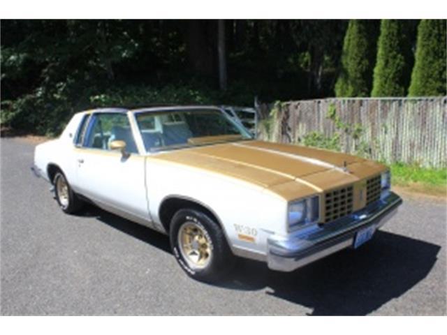 1979 Oldsmobile Cutlass (CC-1467957) for sale in Tacoma, Washington