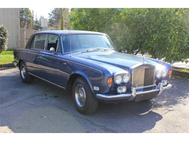 1975 Rolls-Royce Silver Shadow (CC-1467958) for sale in Tacoma, Washington
