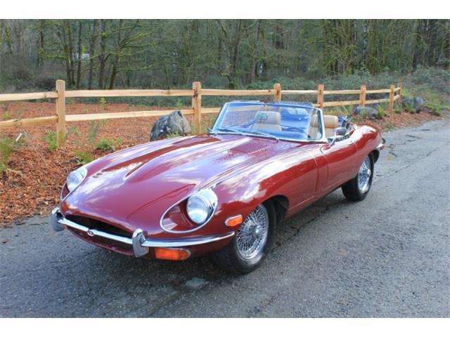 1970 Jaguar E-Type (CC-1467959) for sale in Tacoma, Washington