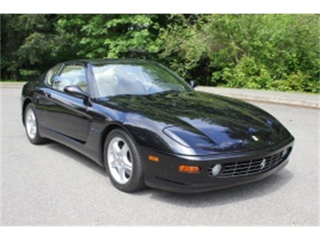 2001 Ferrari 456 (CC-1467961) for sale in Tacoma, Washington