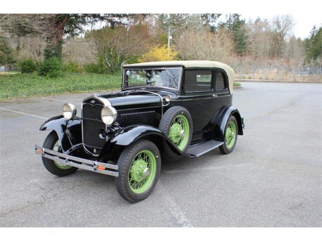 1931 Ford Automobile (CC-1467965) for sale in Tacoma, Washington