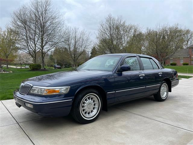 1995 Mercury Grand Marquis (CC-1467968) for sale in North Royalton, Ohio