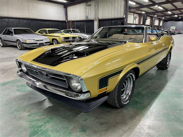 1972 Ford Mustang (CC-1467970) for sale in Sherman, Texas