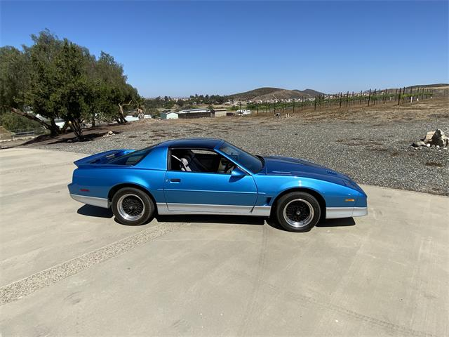 1988 Pontiac Firebird Trans Am (CC-1467971) for sale in Murrieta, California
