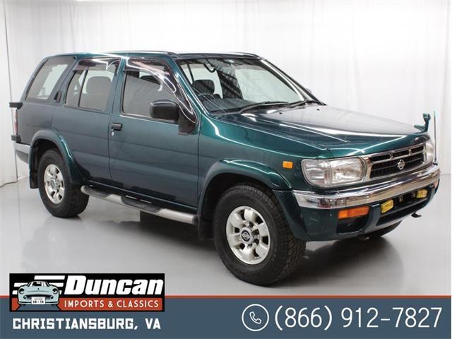 1995 Nissan Terrano (CC-1467974) for sale in Christiansburg, Virginia