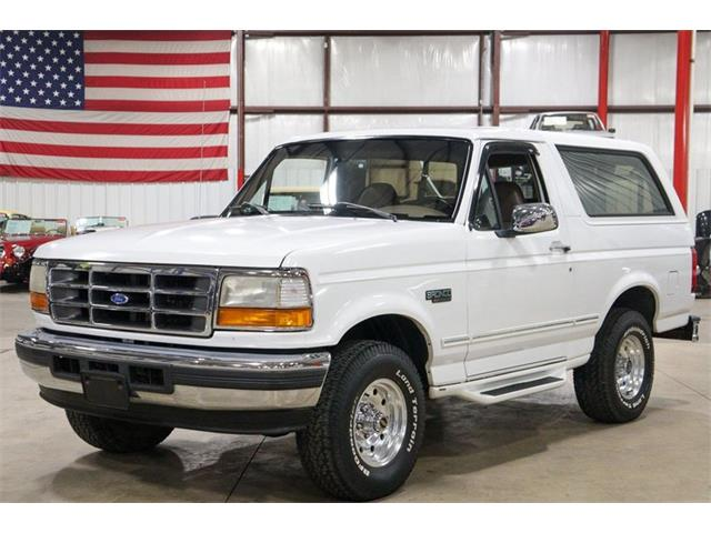 1996 Ford Bronco (CC-1467980) for sale in Kentwood, Michigan