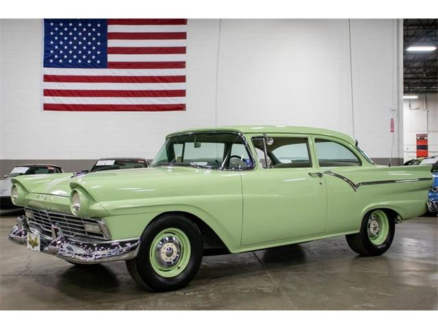 1957 Ford Custom (CC-1467983) for sale in Kentwood, Michigan