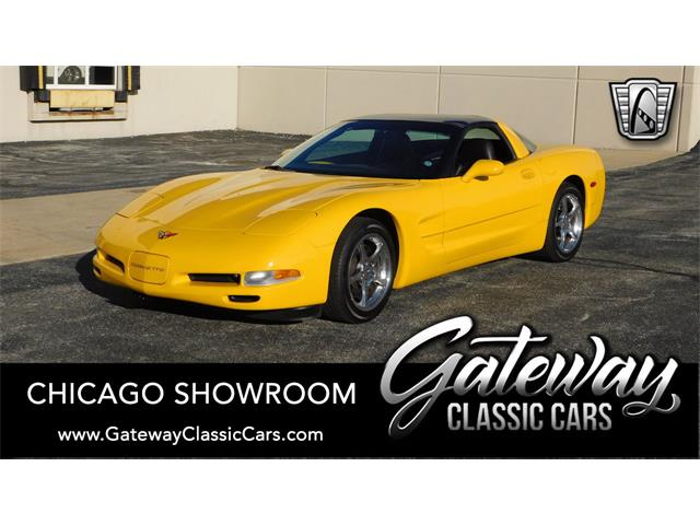 2000 Chevrolet Corvette (CC-1467989) for sale in O'Fallon, Illinois