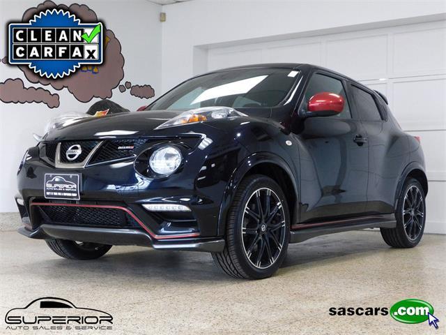 2014 Nissan Juke (CC-1467998) for sale in Hamburg, New York